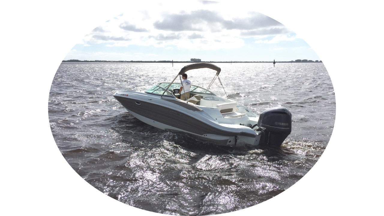 Southwind 250 PS Deckboot